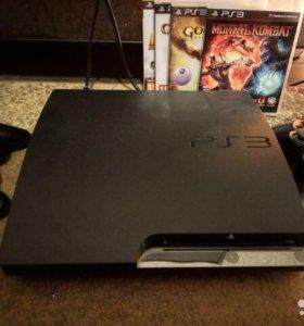 Sony playstation 3 500гб PS3