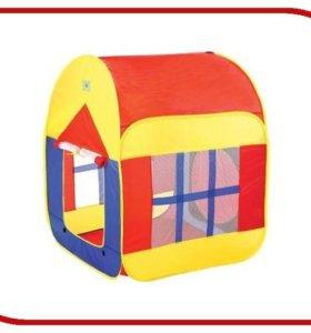 Новая палатка домик 🏠