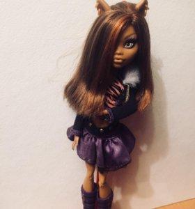 🐺Кукла Monster High Клодин Вульф🐺