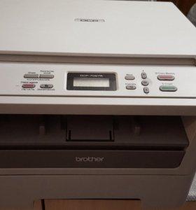 Лазерный принтер 3 в 1 Brother DCP 7057R