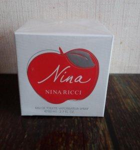 """Nina Ricci """"Nina"""" 80 ml"""