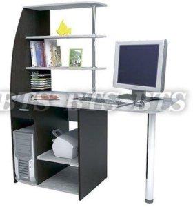 Стол компьютерный Скай