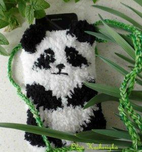 """Чехол """"Панда"""" для смартфона"""