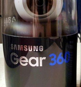 Камера (панорамная) Samsung Gear 360 2017 новая