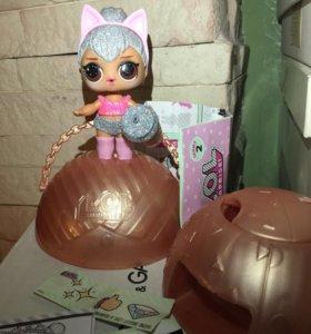 Lol Kitty Queen самая главная кукла всех Лол