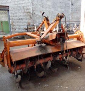Фреза-культиватор от японского мини трактора.