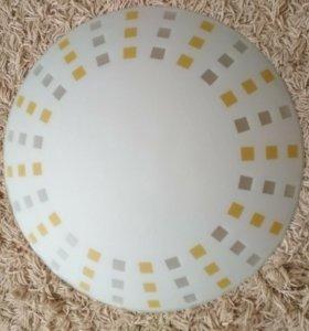 Люстра потолочная (светильник, тарелка)