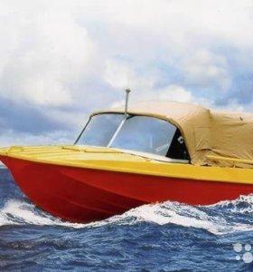 """Лодка """"Казанка-5М4"""" +л/мотор ЯМАХА"""
