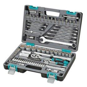 Набор инструментов STELS 82 предметa