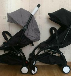Детская прогулочная коляска BabyTime