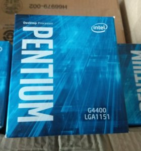 Процессор LGA 1151 G4400 BOX