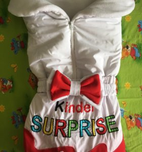 Одеяло-трансформер для новорождённого