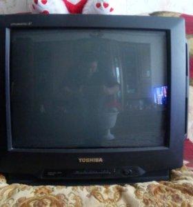 Телевизор(работает!)