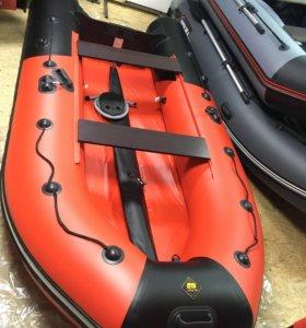 Лодка ПВХ Ривьера Компакт 3400 СК