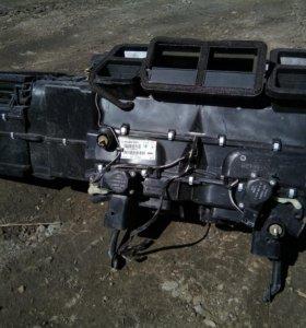 Mercedes benz w211z печка в сборе