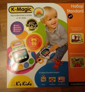 Интерактивная Консоль K-Magic