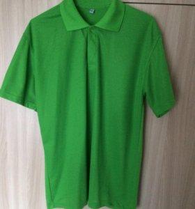 Поло зелёное