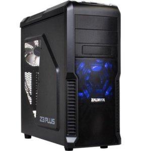Компьютер I7-4770K, 8ГБ,SSD240.1ТБ,Водянка