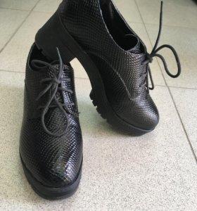 Туфли осенне-весенние