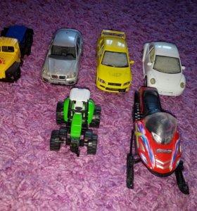 Металлические игрушки