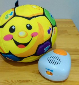Футбольный мяч Fisher Price Учись улыбаясь