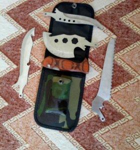 Набор ножей для активного отдыха