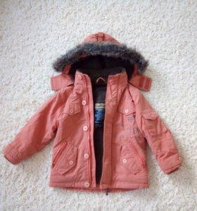 Куртка демисезонная guliver 104