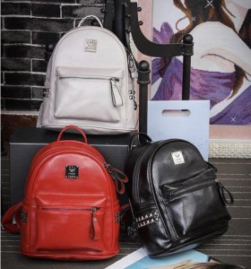 Рюкзак. Красный и чёрный !