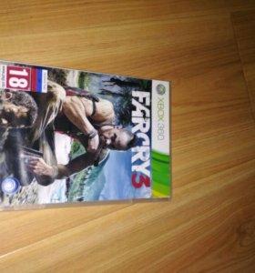 Продам far cry 3 на xbox 360