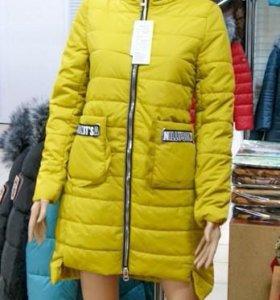 Куртка пальто деми