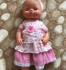 Кукла wei tai toys говорящая