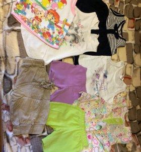 Вещи для девочки 12 месяцев