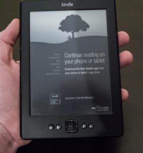 Электронная книга Amazon Kindle 5