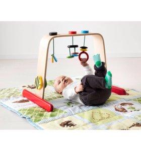 Мобиль-тренажёр для младенца ЛЕКА