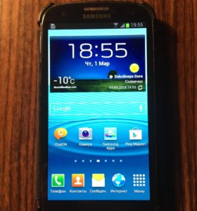 Samsung Galaxy S3 GT-I9300 Black 16gb