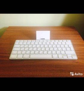 Клавиатура Apple iPad Keyboard Dock A1359
