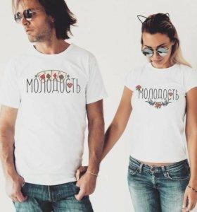 Печать на футболках и сувенирах