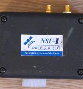 Навигационный терминал NSU-1 GPS/глонасс