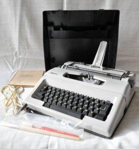 Электромеханическая пишущая машинка «Ивица-М»