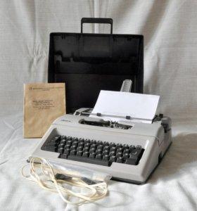 Новая электромеханическая пишущая машинка Ивица-М