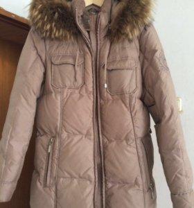 Куртка/пуховик б/у женская