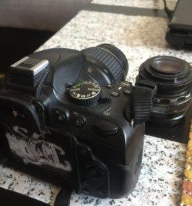 Зеркалкa Nikon 5100 kit