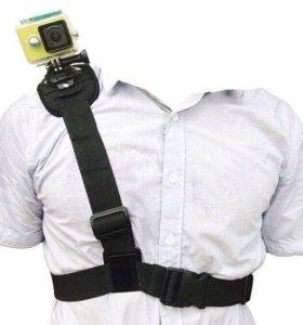 Крепление на плечо для экшн камер