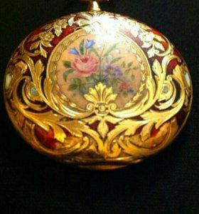 антикварные карманные часы Borel