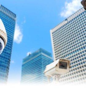 Профессиональный монтаж систем безопасности и ЛВС