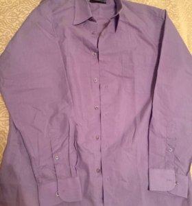 Новая рубашка 54р-р