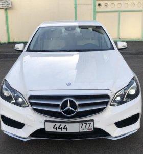 Mercedes-Benz E-klasse, IV (W212, S212, C207) Рестайлинг 250 CDI 2.1d AT (204 л.с.) 4WD