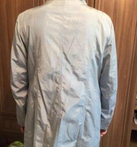 Куртка/ветровка женская 60 размера
