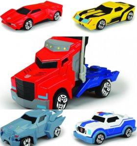 Машинки Трансформеры Hasbro