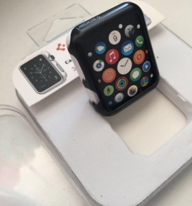 Чехол на Apple Watch